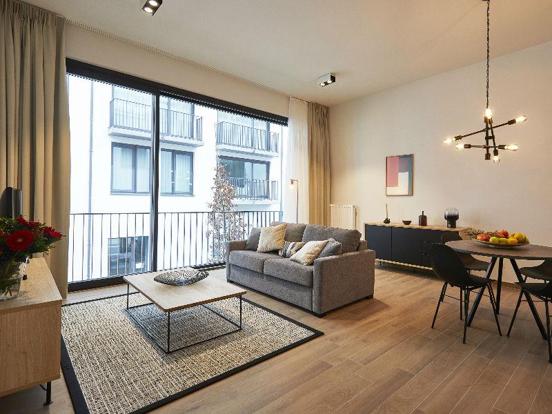 Residentie Schuman appartement