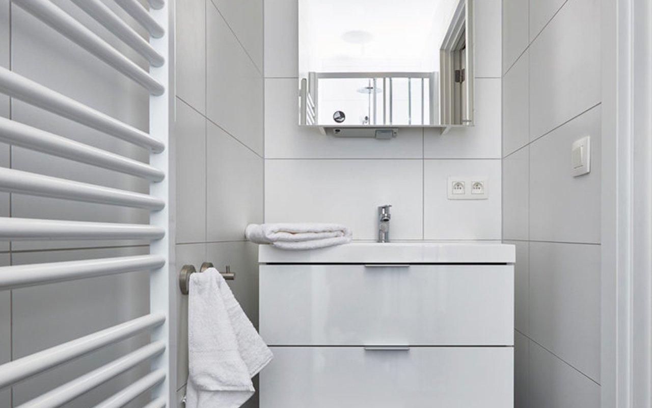salle de bain Résidence Schuman Urbicoon
